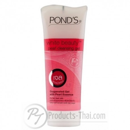 Pond's White Beauty Pearl Cleansing Gel 100g