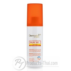 Dermaction Plus Advanced Sun Face & Body Spray SPF50+/PA+++ Sunscreen