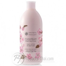 Oriental Princess Beauty Blooming Violet Body Lotion (400ml)