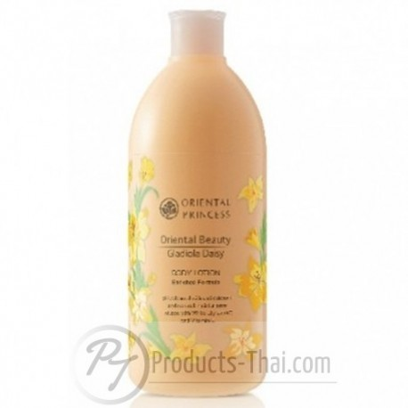 Oriental Princess Beauty Gladiola Daisy Body Lotion (400ml)