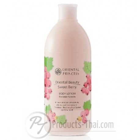 Oriental Princess Beauty Sweet Berry Body Lotion (400ml)