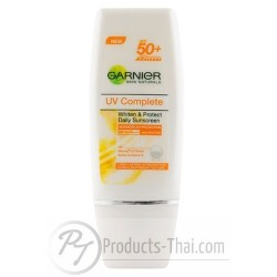 Garnier UV Complete White & Protect Daily Sunscreen (Natural) SPF50+/PA++++ (30ml)