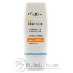 L'Oreal UV Perfect Transparent SPF50+/PA++++ (30ml)