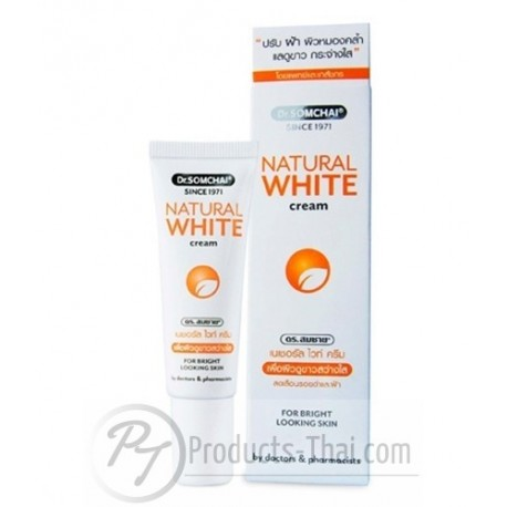 Dr.Somchai Natural White Cream