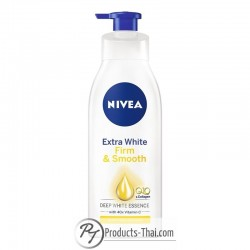 Nivea Extra White Firm & Smooth Body Lotion (Q10 & Collagen)
