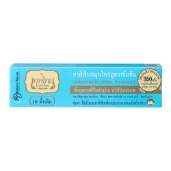 Thai Herbal Toothpaste : Tepthai Concentrated Herbal Toothpaste Original