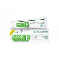 Smooth E Cream Plus White 100% Natural-Source