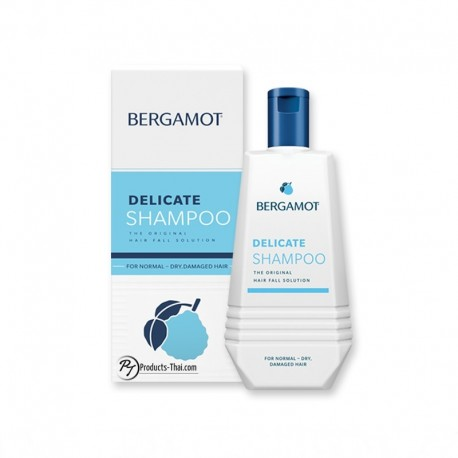 Bergamot The Original Hair Fall Solution Delicate Shampoo