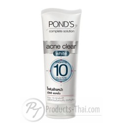 POND'S Complete Solution Acne Clear White Multi Action Foam