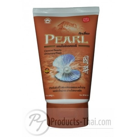 Kokliang Pearl Classical Beauty Whitenning Foam