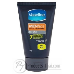 Vaseline MENface Antispot Anti-Acne Face Wash 100ml
